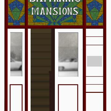 Britannic Mansions by danwebber