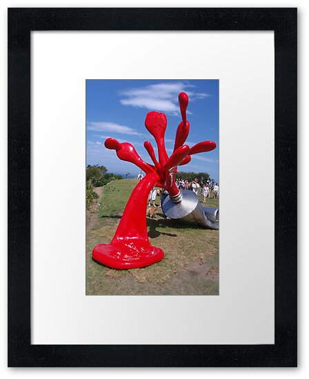 Sculpture by the Sea Exhibition 2 by KazM