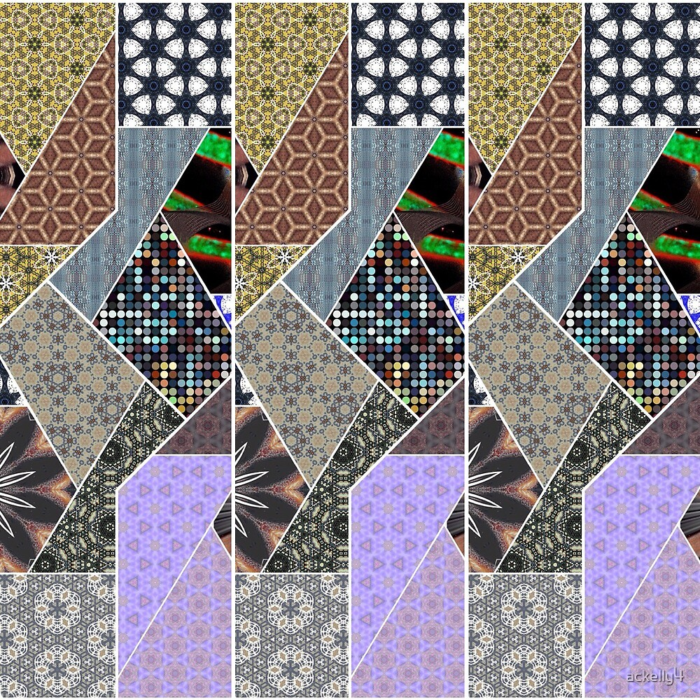 Patchwork design for autumn  by ackelly4