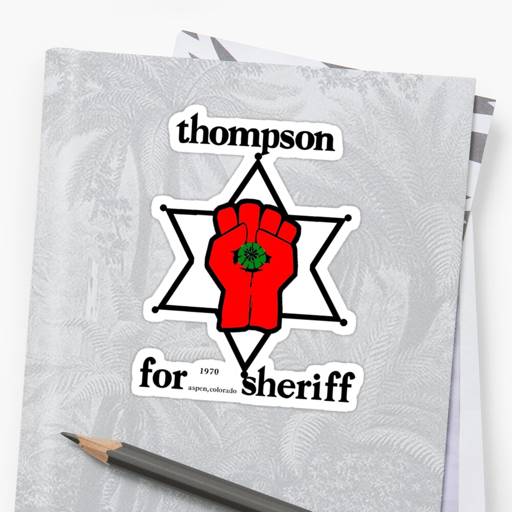 Thompson for Sheriff 2 by Chris Leader