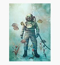 Deep Sea Garden Photographic Print