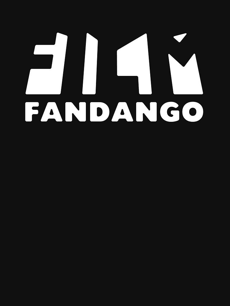 Film Fandango Logo - WHITE by FilmFandango
