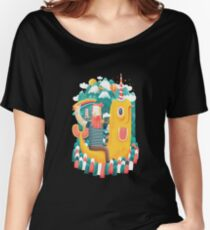 Unicorn Women's Relaxed Fit T-Shirt