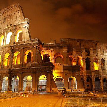 Coliseum Front by contactchrisx1
