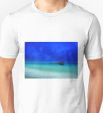 the old shipping pier T-Shirt