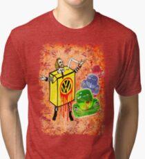 Vintage Beetle Juice Tri-blend T-Shirt