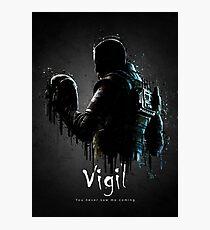 Vigil Photographic Print