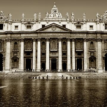 St. Peters Basilica by contactchrisx1