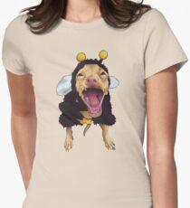 Tuna - bee costume Womens Fitted T-Shirt