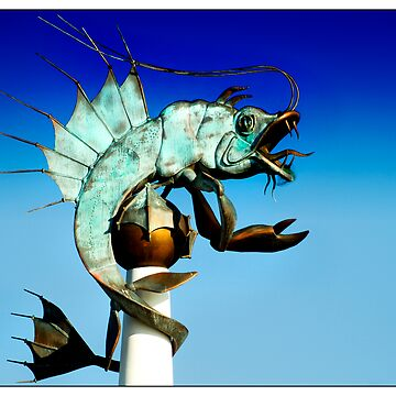 Plymouth fish monster by contactchrisx1