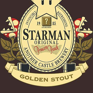 Starman Original:  Golden Stout by magmakensuke