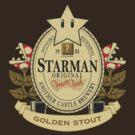 Starman Original:  Golden Stout by Steven Thibaudeau