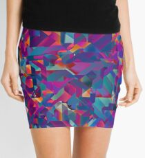 futuristic Mini Skirt