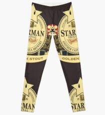 Starman Original:  Golden Stout Leggings