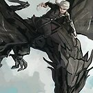 Ironteeth Witch by taratjah