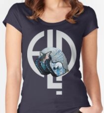 Emerson, Lake & Palmer - Tarkus Women's Fitted Scoop T-Shirt