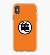 Goku Kame Symbol Design iPhone Case