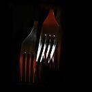 Forks by Bluesrose