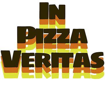 In Pizza Veritas by underscorepound