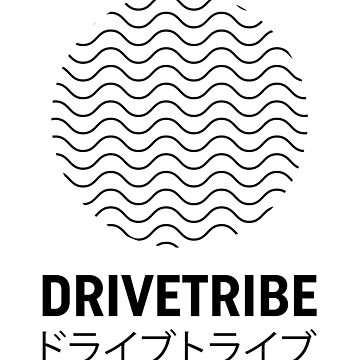 DriveTribe in Japanese  by drivetribe