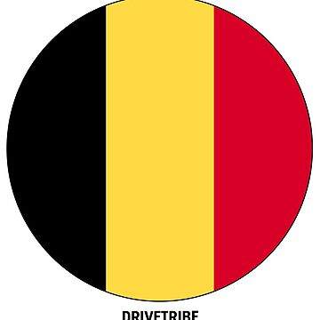 DriveTribe Belgium Flag by drivetribe