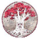 « Weirwood Tree » par BonnieRoseBryan