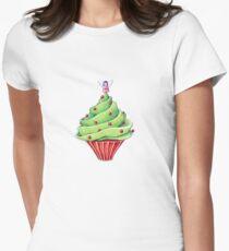 Christmas Tree Cupcake T-Shirt