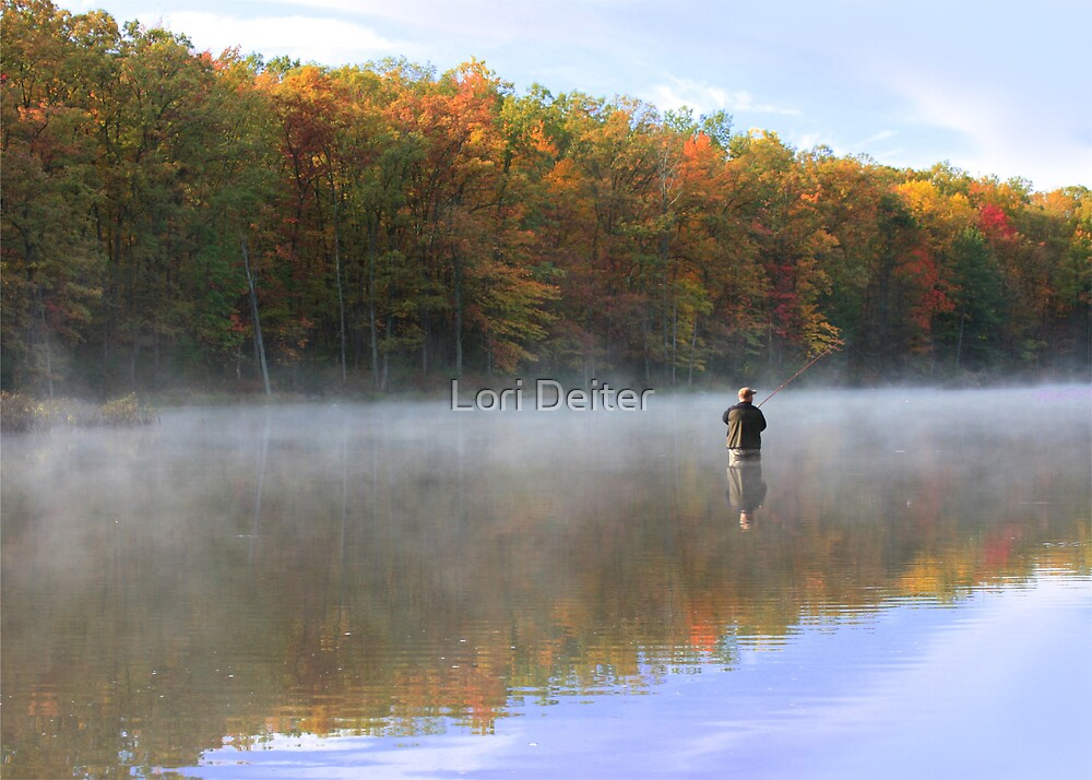CATCH OF THE DAY by Lori Deiter