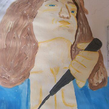 Robert Plant by Aliree
