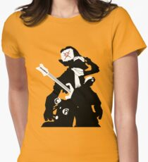 FLCL Group Women's Fitted T-Shirt