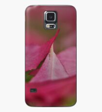 When autumn leaves start to fall.... Case/Skin for Samsung Galaxy
