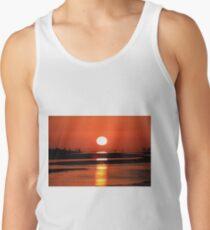 Sanibel Island sunrise Tank Top