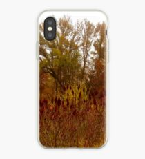 Sumac Flames iPhone Case