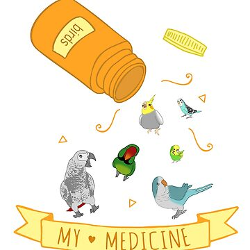 birds are my medicine by FandomizedRose