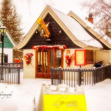 Cocktail Time in Tremblant by Photograph2u