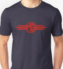 MG cars Abingdon England Unisex T-Shirt
