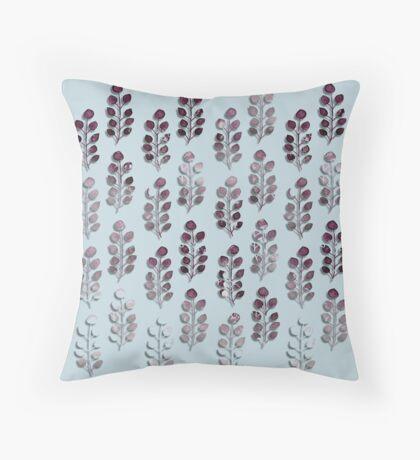 Eucalyptus Garden Throw Pillow