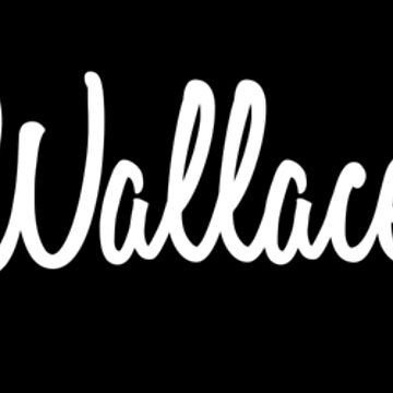 Hey Wallace buy this now by namesonclothes