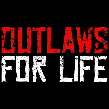 Outlaws for life - Redemption | Video Game Shirt by mzethner