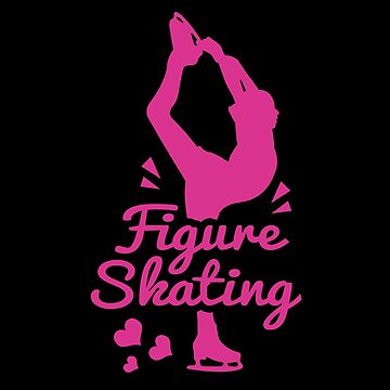 Women Figure Skating T-Shirt & Gift by larry01