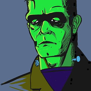 Frankenstein's Monster by dtkindling
