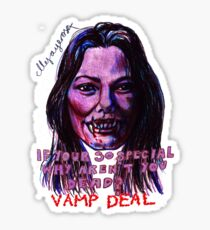 Vamp Deal Sticker