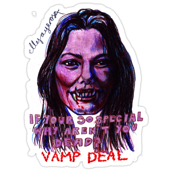 Vamp Deal by ellejayerose