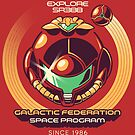 Galactic Federation by Ilustrata Design