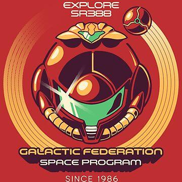 Galactic Federation by ilustrata