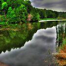 Lake Treman HDR by PJS15204