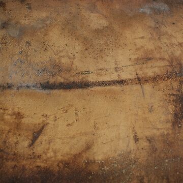 Distressed Worn Out Brown Leather by TheCrossroad