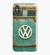 Retro VW iPhone Case/Skin