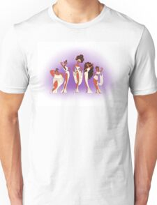 The Singing Muses Unisex T-Shirt