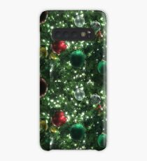 Christmas Baubles Case/Skin for Samsung Galaxy